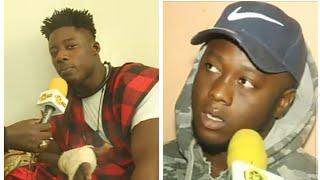 """Aprés sa victoire par recours Tapha mbeur répond à Papa boy djiné;""""mom dafma..."""""""