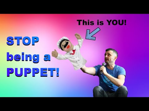 Don't be a puppet