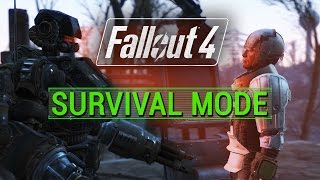 Survival Mode Is How Fallout 4 Should Be Played