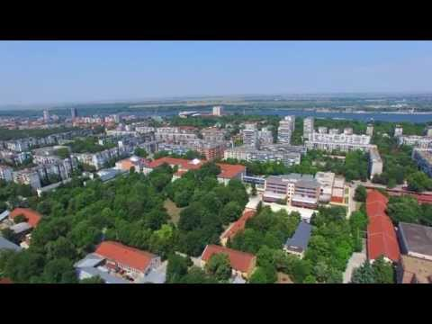 The University of Ruse in 4K