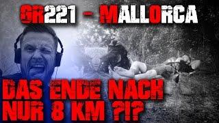 DAS ENDE NACH NUR 8KM ?!? - GR221 Mallorca - Trekking Outdoor Wandern Bushcraft Survival