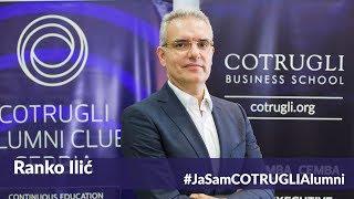 #JaSamCOTRUGLIAlumni: Ranko Ilić