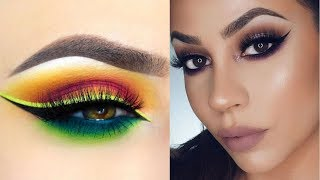Easy Beautiful Makeup Tutorial Compilation Videos For Beginners |part-4