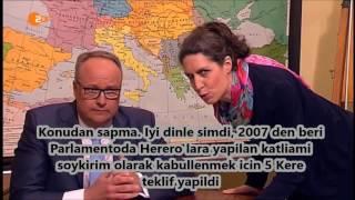 ZDF'de Soykırım Sorusu | Almanya mı ? Türkiye mi ?