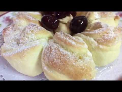 Tutti a tavola fiore mandorlato youtube - Tutti in tavola ricette ...