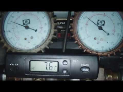 56 11 21 ซ่อมแอร์โตโยต้าไมตี้X  แปลงใส่คอมND 10PA15C