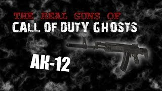 The Real Guns of COD10 — AK-12