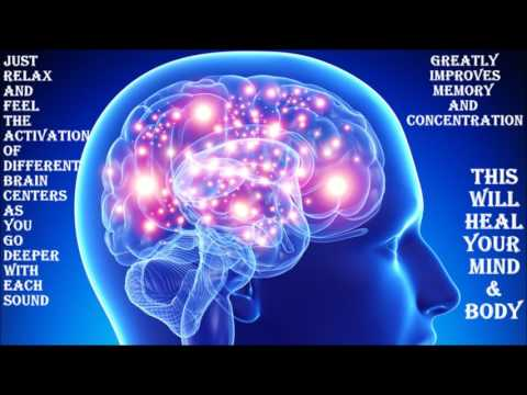 WARNING !! VERY POWERFUL BRAIN HEALING SOUNDS   MUST TRY