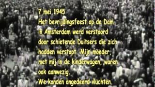 Beschieting op de Dam (7 mei 1945)