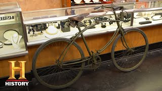 Pawn Stars: World War II Military Bicycle | History