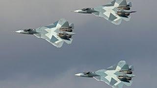 New Russian Fifth-Generation Stealth Fighter Sukhoi PAK FA T-50 Novo Caça Stealth de Quinta Geração