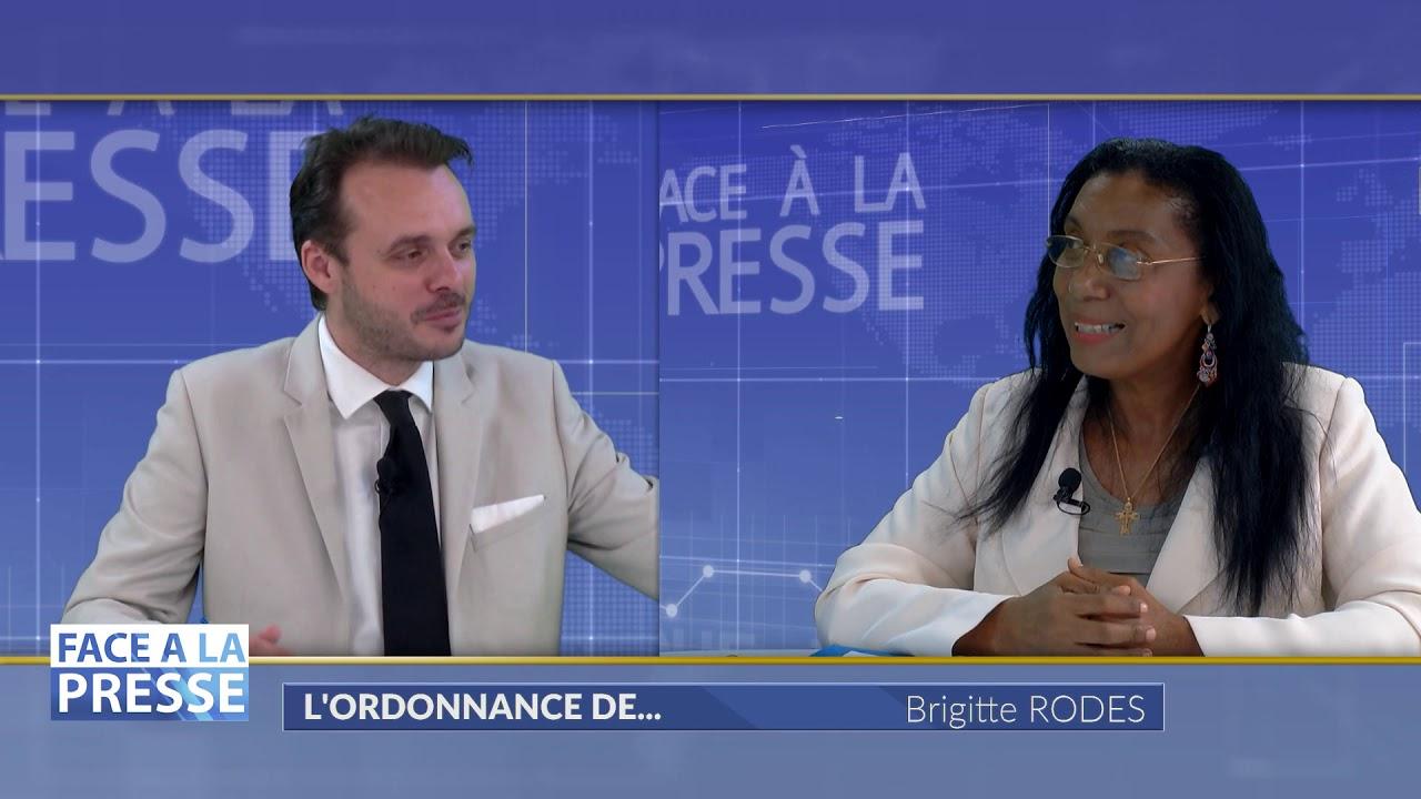 Face à la Presse avec Brigitte RODES - PARTIE 2
