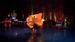 African Wings Dance- Bangoura מופע תיפוף וריקוד אפריקאי