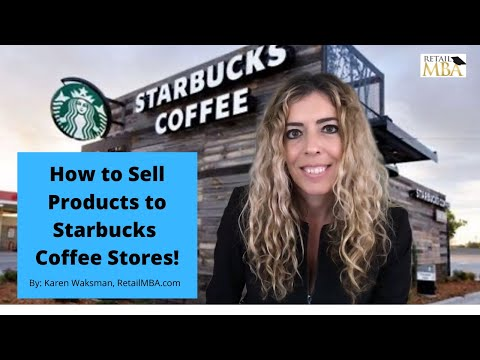 Starbucks Coffee Suppliers - How to Become Starbucks Coffee Suppliers