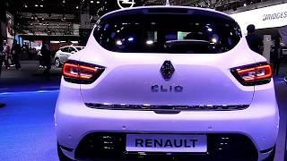 2018 Renault Clio Bose White FullSys Features | New Design Exterior Interior | First Impression