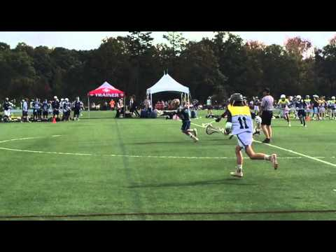 Evan Vogel 2018 face off highlights - Team Florida