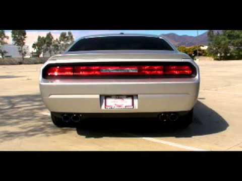 2009-2014 Dodge Challenger 5.7 Hemi Exhaust Dual Kit Magnaflow 16513 Stainless Steel