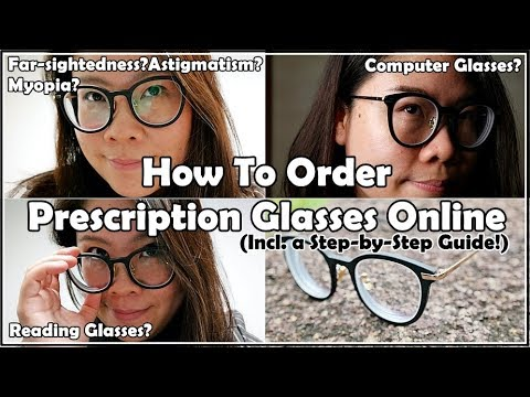 Buy Prescription Reading Computer Glasses Online For Free* W/ Firmoo Glasses