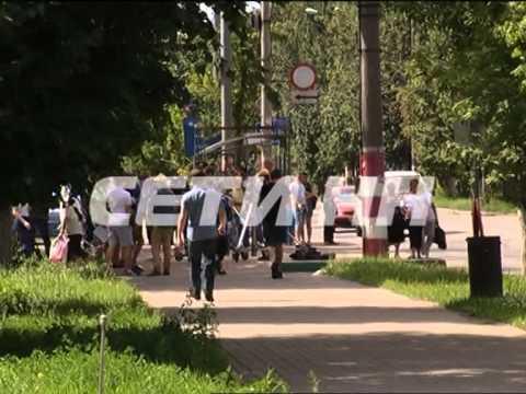 Цекало и Хабенский тайно снимают в нижнем новгороде фильм о маньяках.