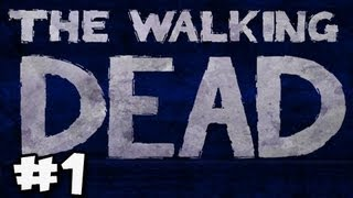 The Walking Dead Episode 2: Starved For Help Walkthrough Ep.1: WELCOME BACK!