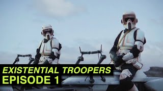 Existential Troopers - The Mandalorian