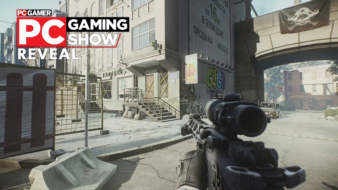 Escape from Tarkov new map reveal | PC Gaming Show 2020