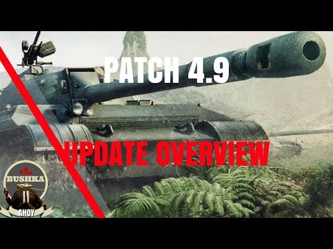 Patch 4 9 Update Overview World of Tanks Blitz