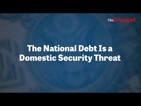 The National Debt Is a Domestic Security Threat
