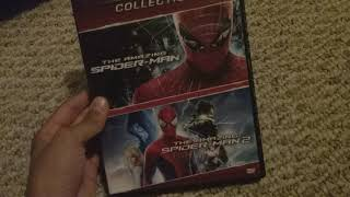 My Spider-Man DVD Collection Part 2