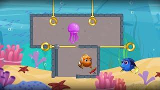 @Fishdom Win Strikes Level 7016 - 7025 and Minigame! screenshot 3