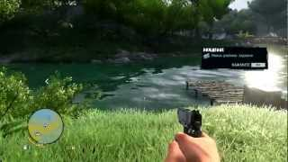 far Cry 3 Gameplay Test ATI Mobility Radeon HD 5470 (512mb) 1280x720