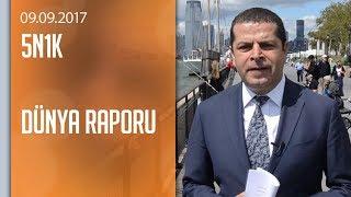 Kuzey Irak'taki referandum sonrası Türkiye'yi ne bekliyor? - 5N1K 09.09.2017 Cumartesi