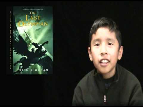 Children's Book Reviews: The Last Olympian