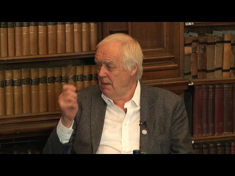 Sir Tim Rice | The Creative Process With Andrew Lloyd Webber | Oxford Union