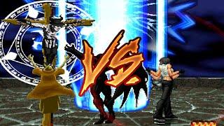 Mugen Satanic Choi VS Sonic Vanessa
