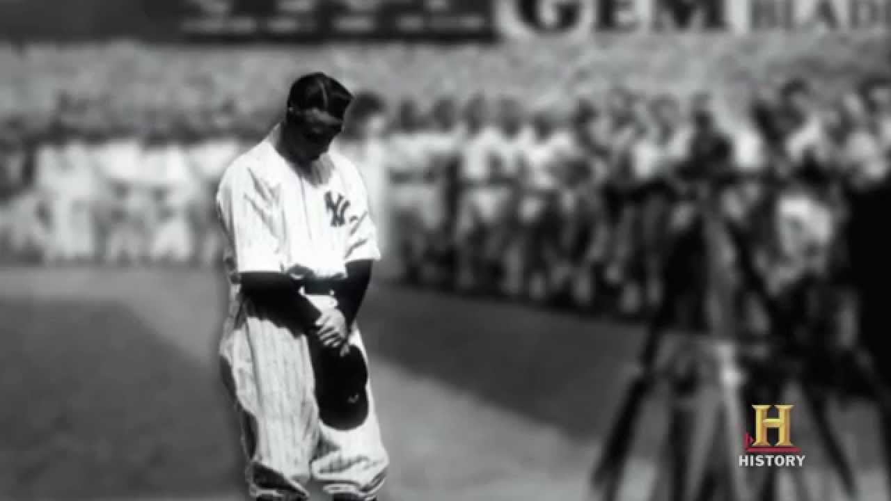 lou gehrig s farewell speech Gehrig delivered a farewell speech to a crowd of 61,808 at yankee stadium on july 4, 1939, during a sweltering break between games in a doubleheader with the washington senators.