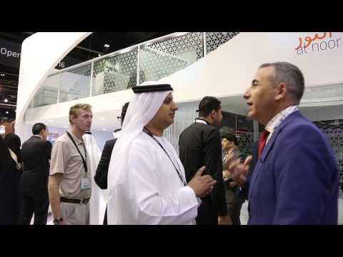 Announcing Al Noor Island - Press Conference 2015