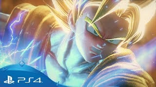 Jump Force | Join the Jump Force Trailer | PS4