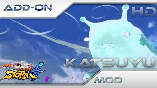 Download Video Naruto Shippuden Ultimate Ninja Storm 4 [MOD] :  Katsuyu ( Tsunade's awakening ) : add-on[PC][HD] MP3 3GP MP4