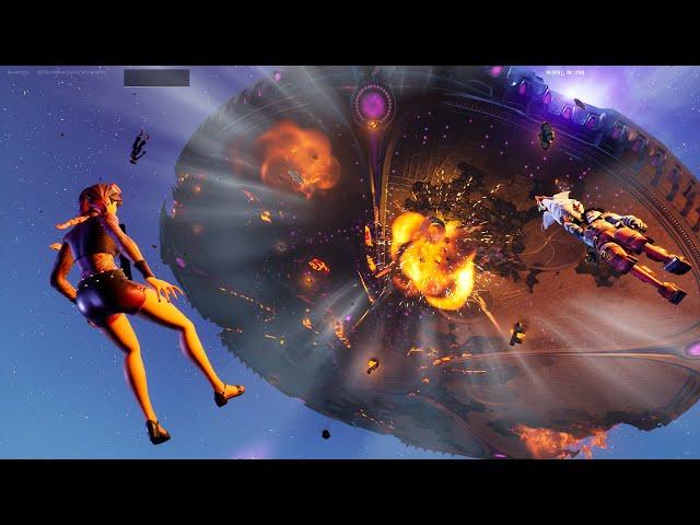 Fortnite Season 8 Gameplay PS4 Victory Royale