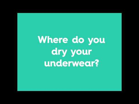Let Your Lingerie Breathe | How To Dry Lingerie