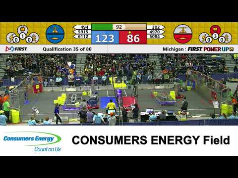 2018 MSC Consumers Energy Field Qualification Match 35