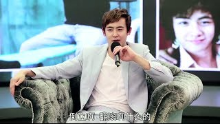 [HD] 140612 Youku All Star - Nichkhun's Talk Show (in English)