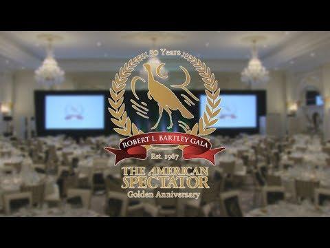 The American Spectator's 50th Anniversary Bartley Gala, Washington DC