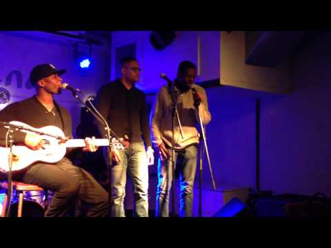 Damiyr Shuford - Live at Silvana