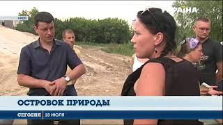 На Осокорках снова разгорелся скандал между застройщиком и местными жителями