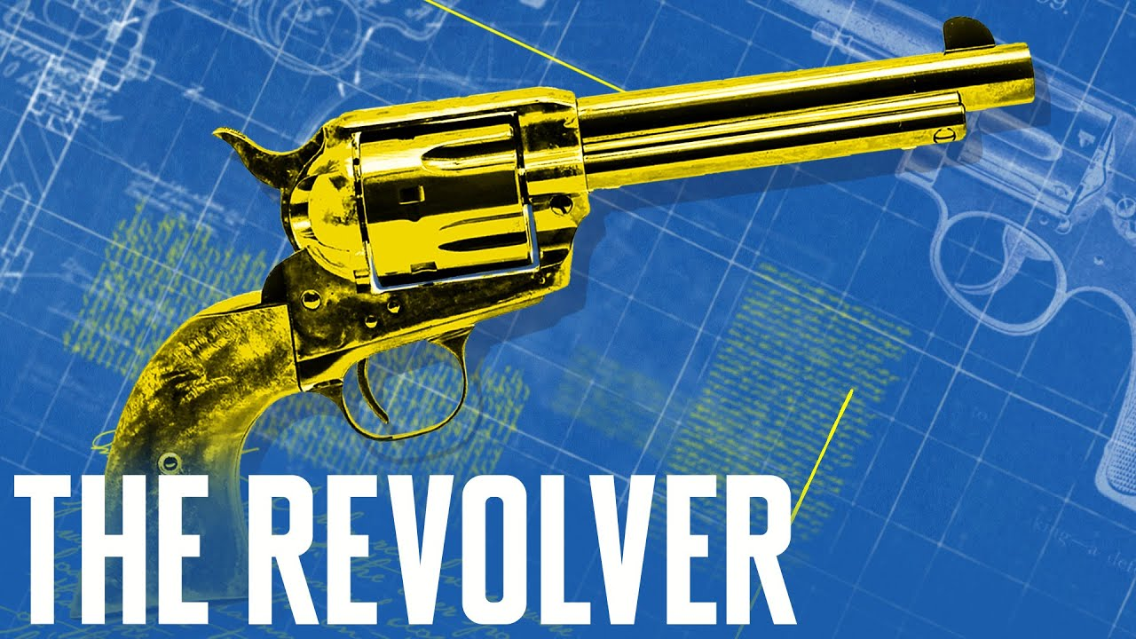 How The Revolver Became A Gaming Icon - Loadout