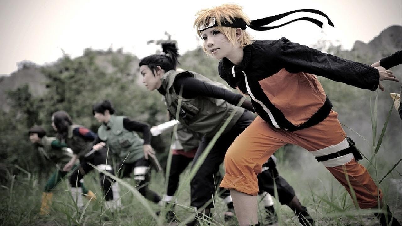 Cosplay Costume Naruto Cosplay Costume Best Cosplay Costume