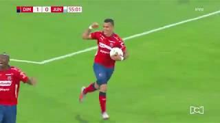 Medellín 2-0 Junior - Gol Leonardo Castro - Final Liga Águila 2018-II Video
