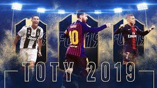 SALE MI 5º ICONO EN EL PRIMER DIRECTO DE LOS TOTY EN FIFA 19 !!! *300.000 FIFA POINTS*